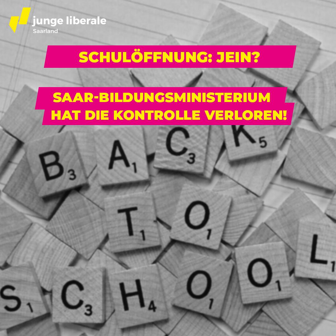 Simons & Schütz: Bildungsministerium leidet unter Kontrollverlust - Schulöffnung - Wann und wie werden Präsenzunterricht oder Wechselunterricht umgesetzt?