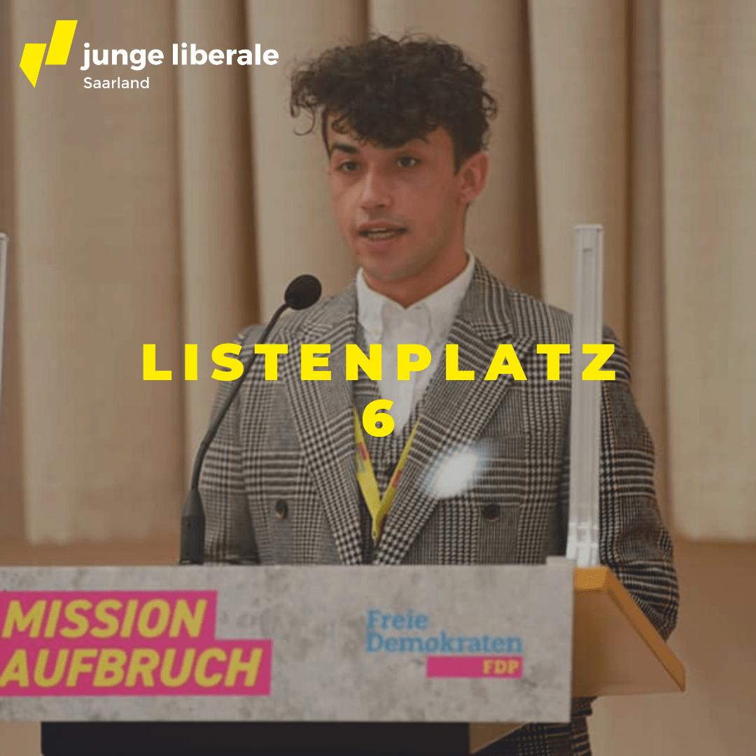Benjamin Rausch und Danny Marlon Meyer kandidieren für den Bundestag
