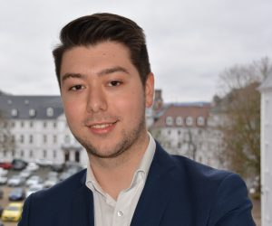 Landesvorstand: Lukas Gödderz - Beisitzer im Landesvorstand